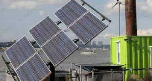 پکیج خورشیدی خانگی