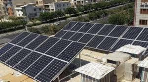 انواع باتری خورشیدی مناسب
