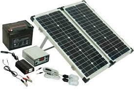 فروشنده باتری خورشیدی کوچک